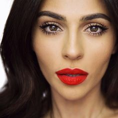 """""""Soooo remember that video I did featuring my favorite bold/dark lipsticks? And you guys asked me to do a drugstore version? #comingsoon"""""""