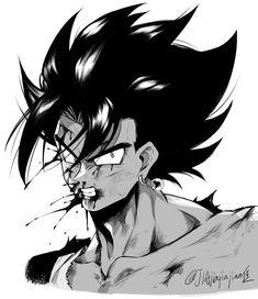 Dragon Ball Z, Gogeta And Vegito, Z Wallpaper, Batman, Nerd Art, Great Albums, Fantasy Characters, Manga, Cool Art