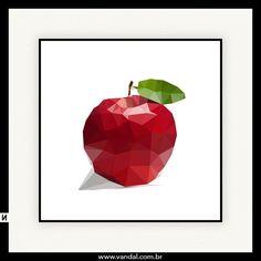 maçã, frutas