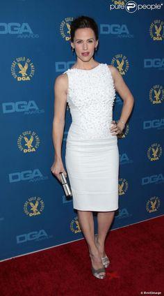 Jennifer Garner lors de la remise des Directors Guild of America Awards à Los Angeles le 2 février 2013