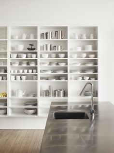 3 Built-In Shelves We Want In Our Kitchen