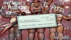 Five Nights at Freddy's 2 #11 - Nacht 5 ENDLICH geschafft!