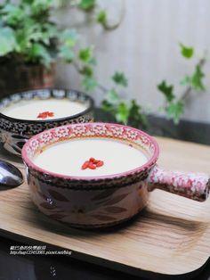 【雞高湯蒸蛋】食譜、作法 | 歐巴桑的快樂廚房的多多開伙食譜分享