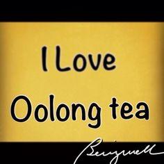 Benefits of drinking Oolong Tea
