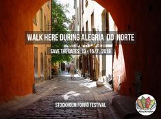 Alegria Do Norte - Stockholm Forró Festival