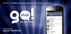 Go!Chat for Facebook Pro v5.2.3 (Android Application)