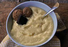 Crema pasticcera ricetta base, crema da mangiare al cucchiaio, per farcire torte, crostate e bignè, dolci, senza glutine, facile, veloce, con bimby, ricettario