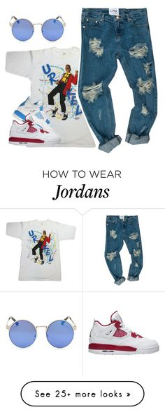"""""""If I could go back to the day we met.."""" by jayzhee on Polyvore featuring NIKE"""