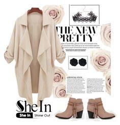 """2# SheIn"" by hazreta-jahic ❤ liked on Polyvore"