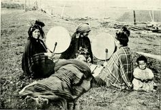 Mapuche shaman women treating a patient. Shaman Woman, Native American Genocide, Patagonia, Native Indian, Blackfoot Indian, Samana, First Nations, Anthropology, Archaeology