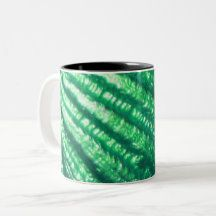 Ocean Fantasy Green Seashell Texture Two-Tone Coffee Mug Water Fairy, Mermaid Mugs, Mermaid Tale, Green Palette, Sea Shells, Photo Mugs, Coffee Mugs, Monogram, Ocean
