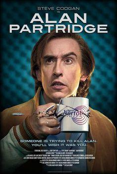 Alan Partridge 11x17 Movie Poster (2014)