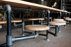 swing out stools - Google Search
