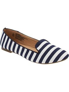 Love these smoking slippers from Old Navy. They look just like the Charles Philip Shanghai, but they're $24!