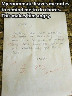 11 Super Inappropriate Homework Answers From Young Kids ... - photo#39