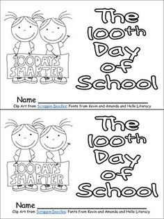 This emergent reader little book will help young students practice early reading skills, while celebrating the 100th day of school!! Throughout the book, students count by tens; they will also learn that 10 is 1 group of ten, 20 is 2 groups of ten, 30 is 3 groups of ten, etc. They will also practice several sight words, including I, see, there, are, and our. The number words from one to ten are also included in the text of the book.