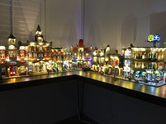 It took over than 24hr to finished the lighting project! If u want to let ur lego building lighting up! Plz contact me!