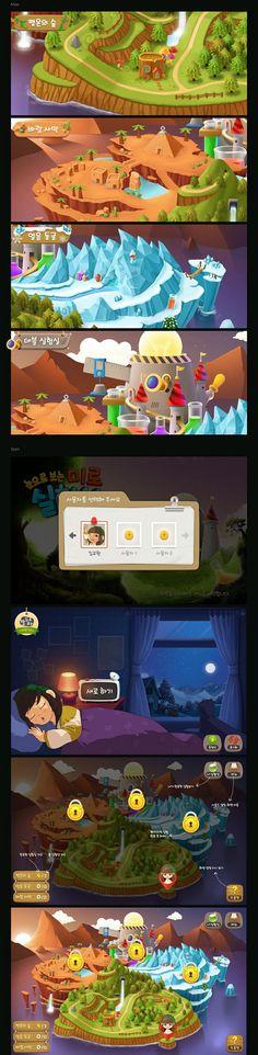 Game UI Designs