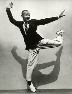 Martin Munkasci - Fred Astaire, LIFE, 1936