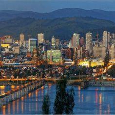 City of Concepción (Chile) My city!!