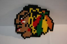 Chicago Blackhawks Perler