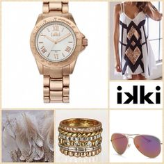 Ikki watch in store now @ Image Completo