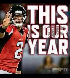 Hey, did you hear. the Falcons will be in Houston in two weeks! Nfl Divisions, Atlanta Falcons Rise Up, Nfl Championships, Falcons Football, Football Conference, Home Team, Alter, Matt Ryan, Fan