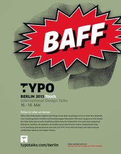 TYPO Berlin 2013 ad