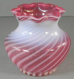 Cranberry Opalescent Swirl Art Glass Vase Star Shaped Rim Vintage  http://www.ebay.com/itm/Cranberry-Opalescent-Swirl-Art-Glass-Vase-Star-Shaped-Rim-Vintage-/370610288519?pt=LH_DefaultDomain_0=item564a183787#