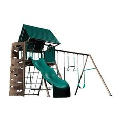 Lifetime A-Frame Playset