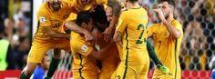 Australia acabó con el sueño de Honduras y clasificó al Mundial de Rusia 2018 - Cooperativa.cl