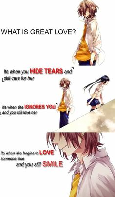 Trendy Quotes About Moving On From A Guy Happiness Smile Ideas Sad Anime Quotes, Manga Quotes, Drawing Quotes, Simpsons Frases, What Is Great, Still Love Her, Dark Quotes, Depression Quotes, Anime People