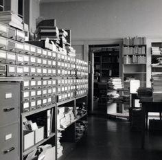 Zürich, ETH Zürich, Hauptgebäude (HG), Hauptbibliothek, Akzession. Ans_01523 Multi Story Building