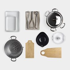 The Malle W. Trousseau Kitchen Set, exclusively at the MoMA store, part 3