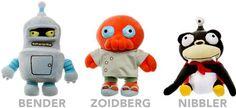 #ThinkGeek                #ThinkGeek                #Giant #Futurama #Plush   Giant Futurama Plush                                http://www.seapai.com/product.aspx?PID=1806923