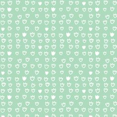 149703 Tulip | Turquoise Quilter's Cotton from Vignette by Aneela Hoey for Cloud9 Fabrics