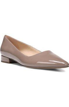 Franco Sarto 'Saletha' Pointy Toe Flat (Women) available at #Nordstrom