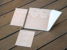 προσκλητήρια γάμου - wedding invitations | www.atelier-invitations.gr