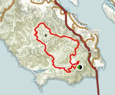 Marin Headlands Trail is a 10.1 mile moderately trafficked loop trail located…