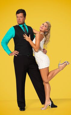 DWTS, DANCING WITH THE STARS, Michael Waltrip, Emma Slater