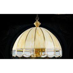 $759.50 / piece Fixture Width: 54 cm (21 inch) Fixture Length : 54 cm (21 inch) Fixture Height:49.5 cm (19 inch) Chain/Cord Length : 60 cm (24 inch) Color : brass Materials:glass,Brass