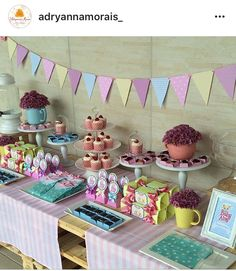 Decor by Adryanna Morais Festa Baby Alive, 8th Birthday, Birthday Parties, Baby Dolls, Party, Decor, 4 Years, Fiestas, Ideas