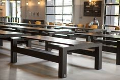 Berg'n Beer Hall, Brooklyn, High/Low Design by Annabelle Selldorf, Photo by Douglas Lyle Thompson | Remodelista