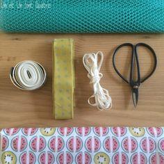 Zero waste : Le tuto pour les sacs à vrac filet - Un et Un font Quatre waste ideen nähen Coin Couture, Diy For Men, Produce Bags, Sewing Projects For Kids, Filets, Reusable Bags, Sewing For Beginners, Zero Waste, Sewing Hacks
