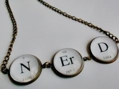 it bothers me when there is bad science on nerd fashion (though I suppose the D is for Deuterium)