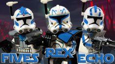 captain rex squad - Google Search