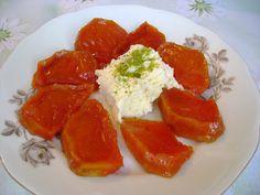 Kabak Tatlısı (Sweet Pumpkin)