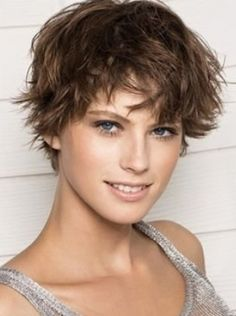 by Lori Novo | Hair - Short |