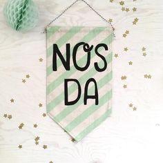 \'Nos Da\' Banner