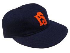EBBETS FIELD FLANNELS「1933 San Francisco Seals」Fitted Baseball Cap